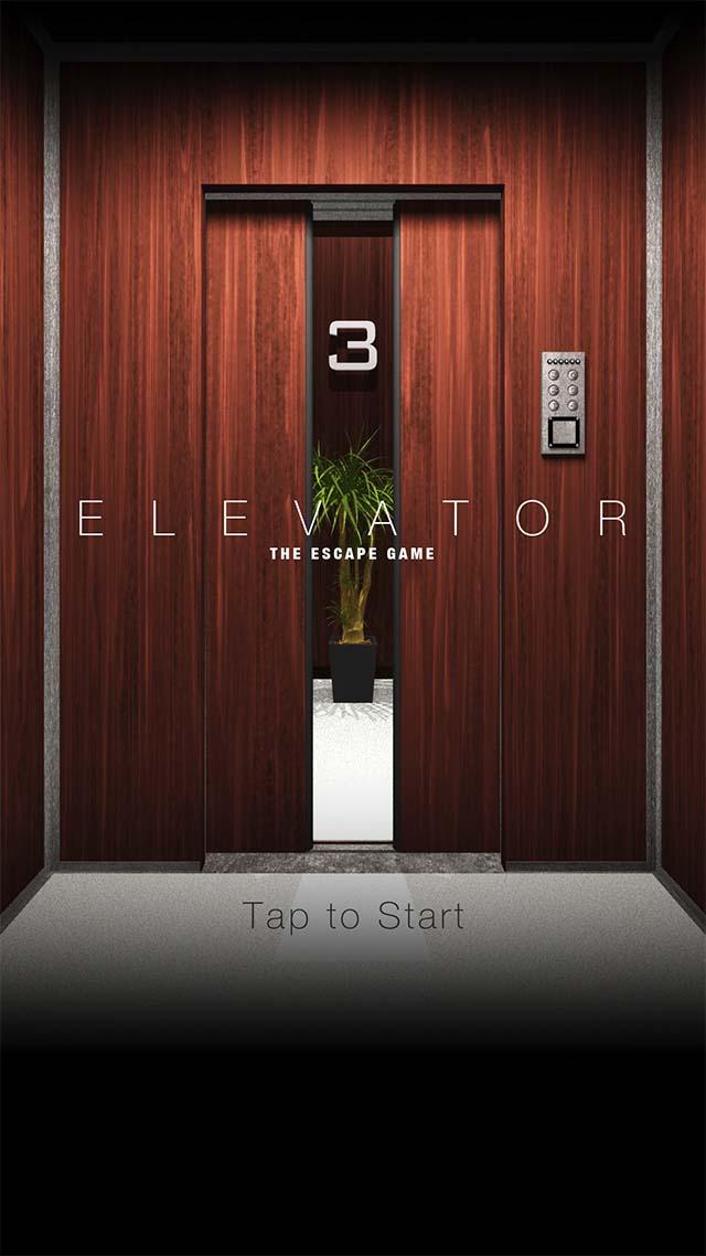 エレベーターからの脱出のスクリーンショット_1