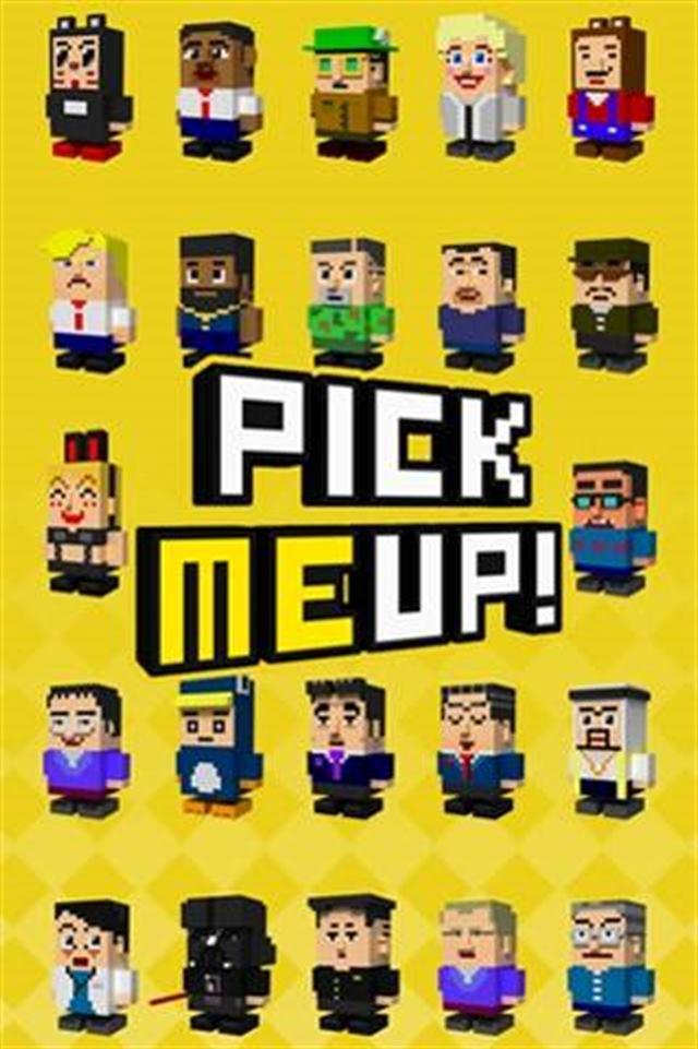 Pick Me Up!〜アイム総理〜のスクリーンショット_2
