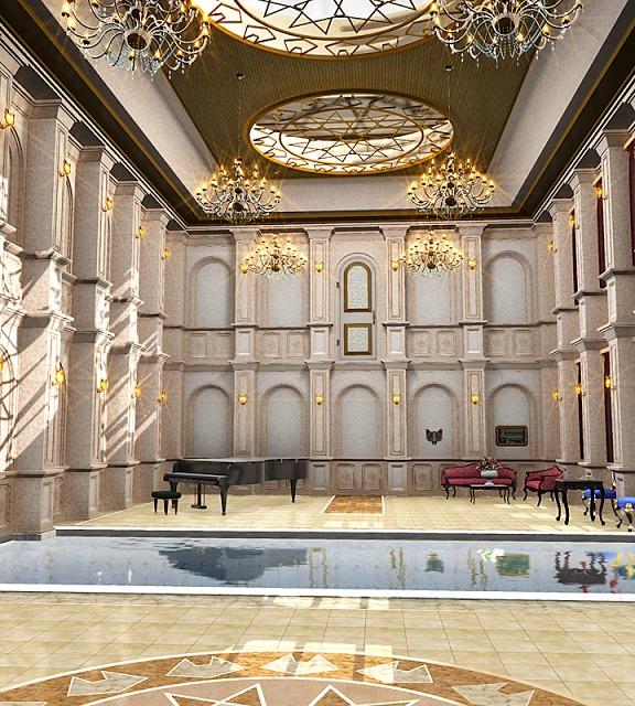 脱出ゲーム Palace in England:イギリスの宮殿からの脱出のスクリーンショット_1