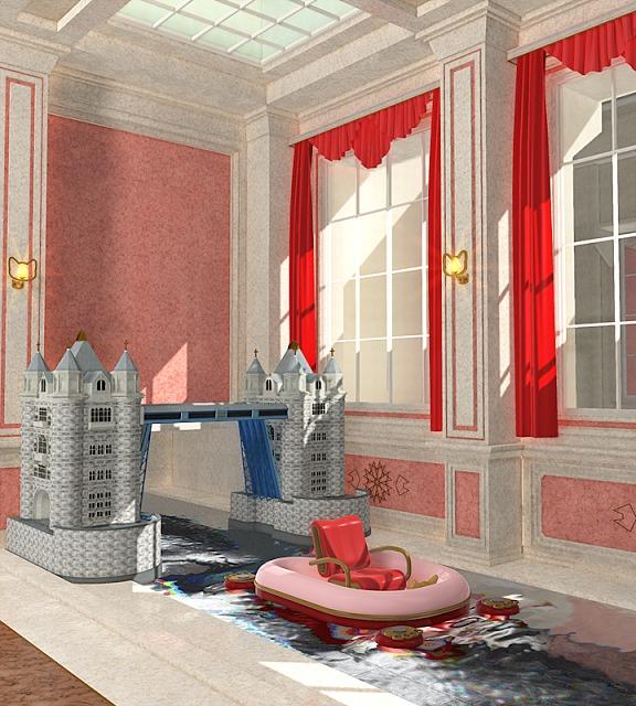 脱出ゲーム Palace in England:イギリスの宮殿からの脱出のスクリーンショット_2