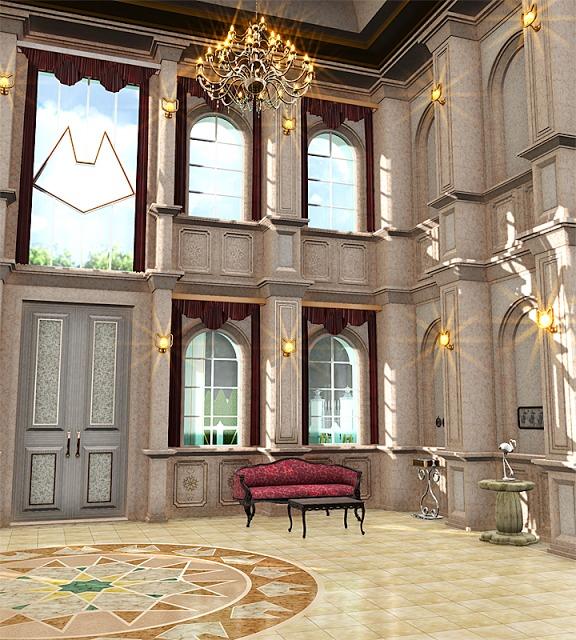 脱出ゲーム Palace in England:イギリスの宮殿からの脱出のスクリーンショット_3
