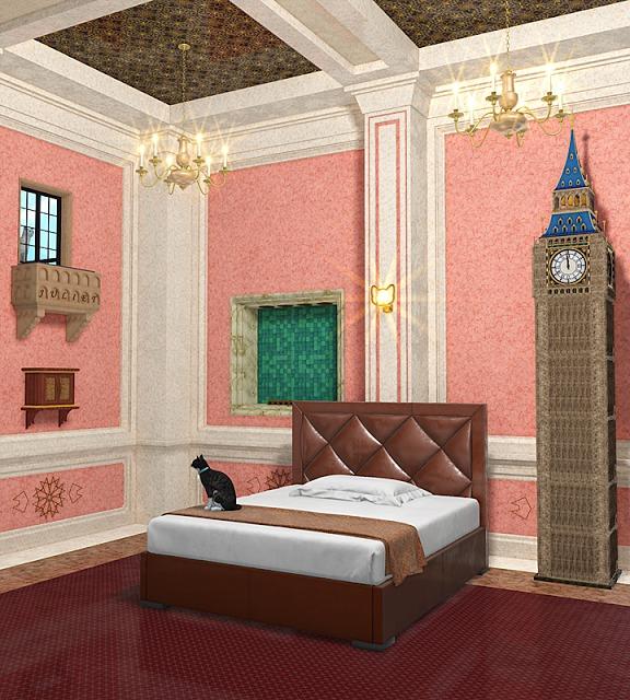 脱出ゲーム Palace in England:イギリスの宮殿からの脱出のスクリーンショット_4