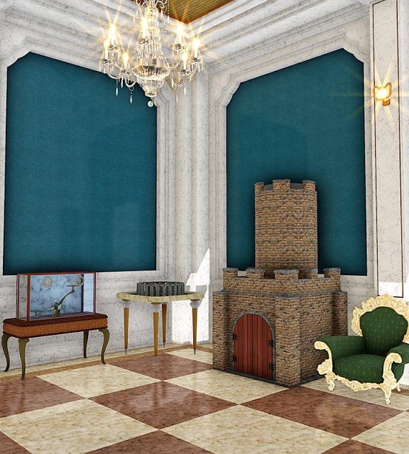 脱出ゲーム Palace in England:イギリスの宮殿からの脱出のスクリーンショット_5