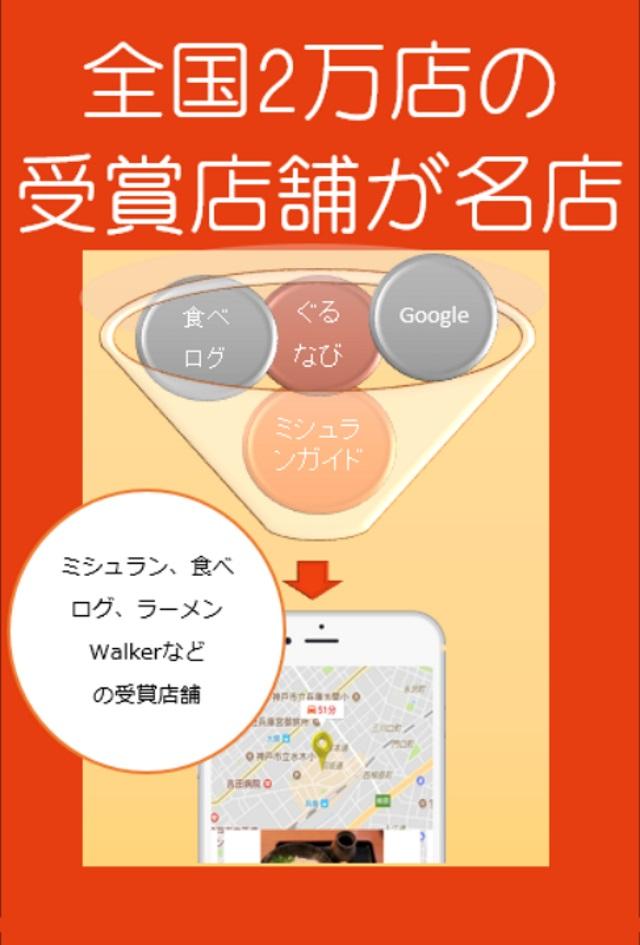 グルメアプリ、レストラン検索の新定番 名店ドン | ランチ・ディナーのお店探しに(Unreleased)のスクリーンショット_2