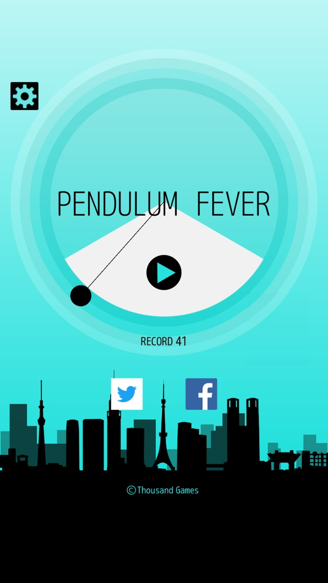 PENDULUM FEVERのスクリーンショット_1