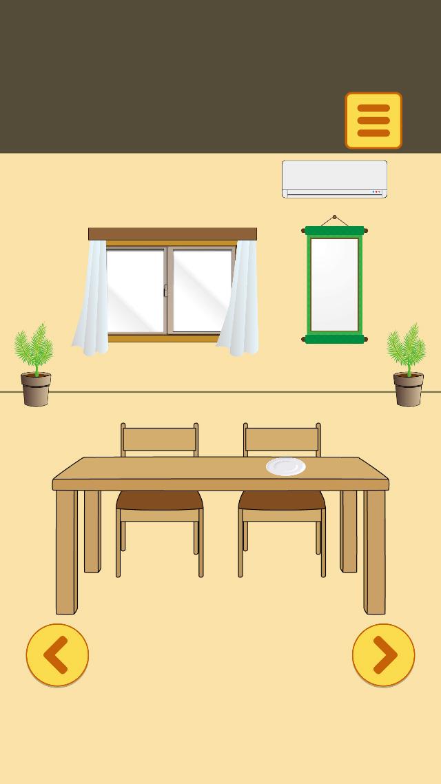 脱出ゲーム 名探偵ひよこ3 - 自宅編のスクリーンショット_4