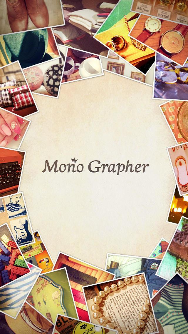 """Mono Grapher 〜お気に入りの""""モノ""""を撮って、ベストアワードを目指そう!のスクリーンショット_1"""