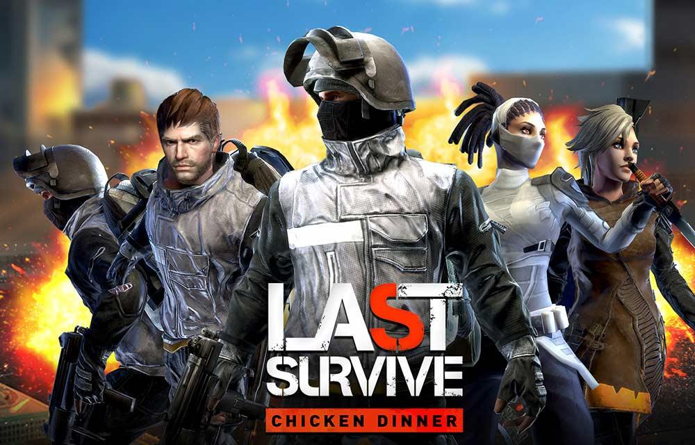 Last Survive - Chicken Dinnerのスクリーンショット_1