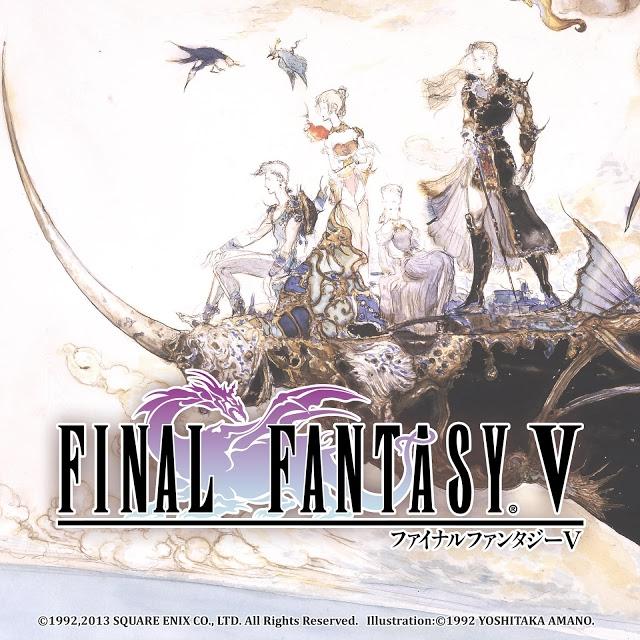 FINAL FANTASY Vのスクリーンショット_5