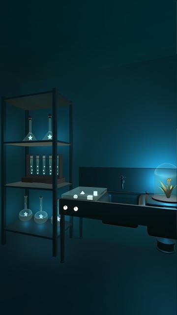 脱出ゲーム 星の研究所 -星が輝く不思議な研究所からの脱出-のスクリーンショット_3