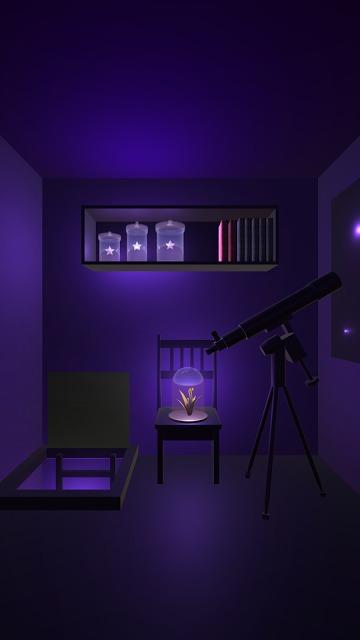 脱出ゲーム 月の研究所 月が照らす不思議な研究所からの脱出のスクリーンショット_3