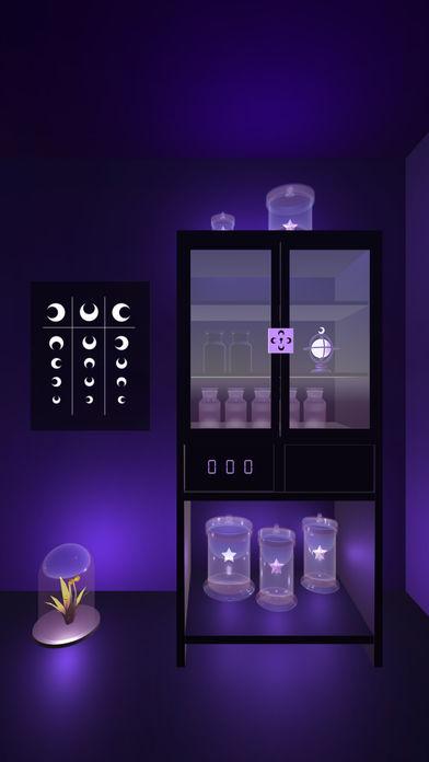 脱出ゲーム 月の研究所 月が照らす不思議な研究所からの脱出のスクリーンショット_2