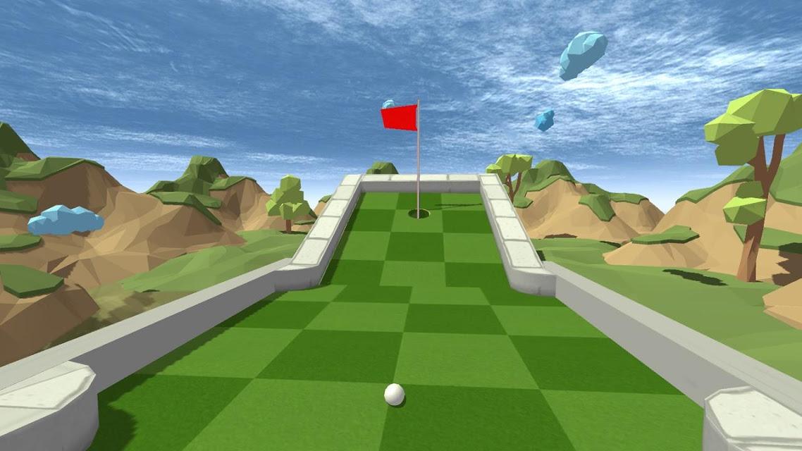Miniature Golf 18 Courseのスクリーンショット_1