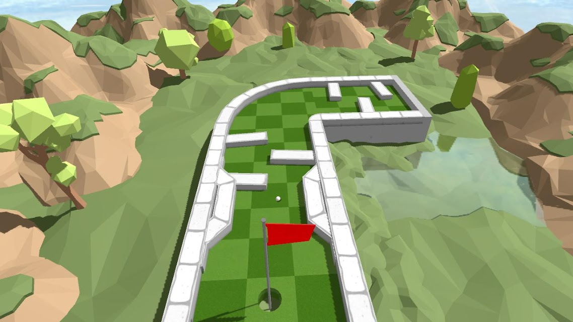 Miniature Golf 18 Courseのスクリーンショット_4