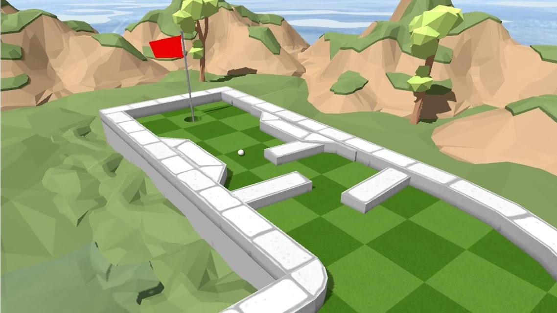 Miniature Golf 18 Courseのスクリーンショット_5