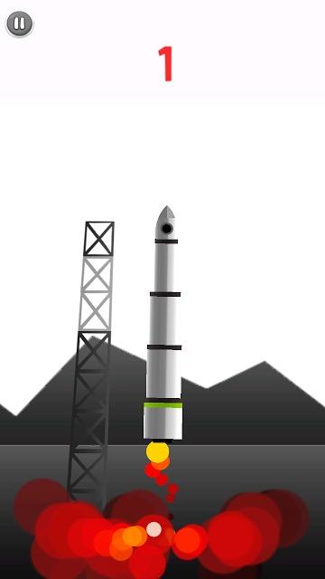 Space ship flyingのスクリーンショット_2