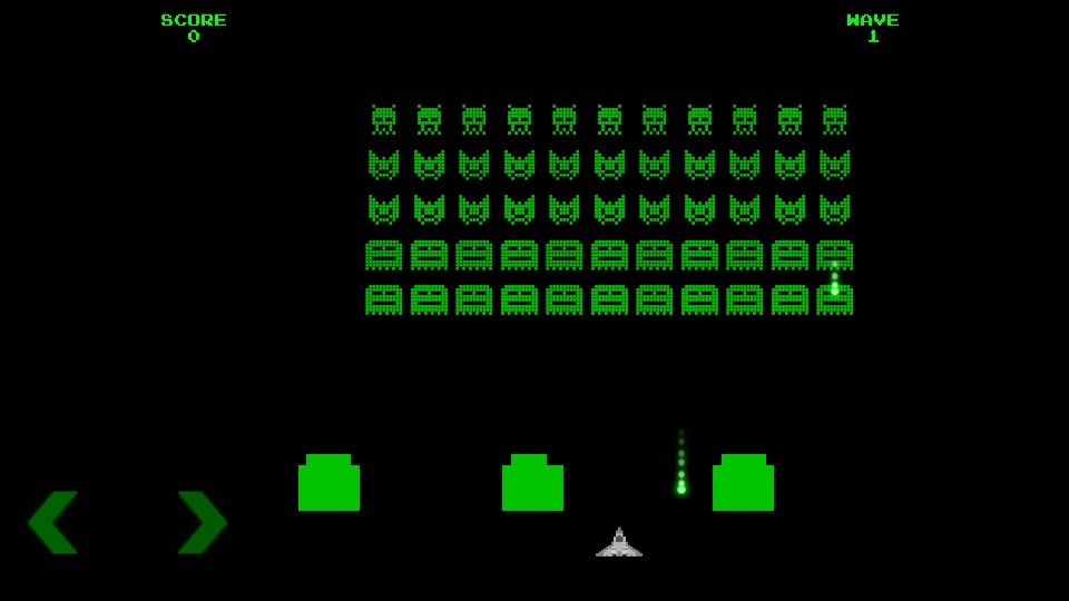 bit invaderのスクリーンショット_5