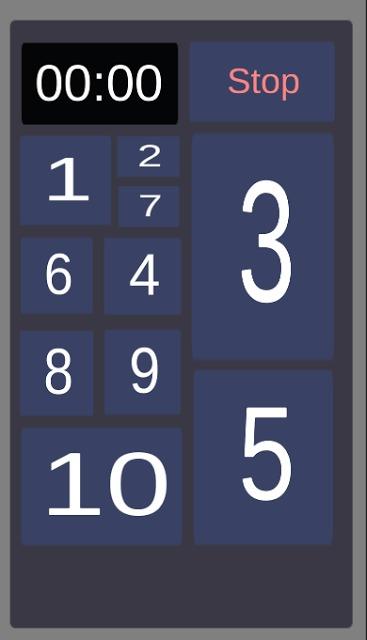 シンプルベストタイマーのスクリーンショット_1