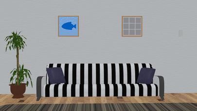 脱出ゲーム-Fish room-のスクリーンショット_2