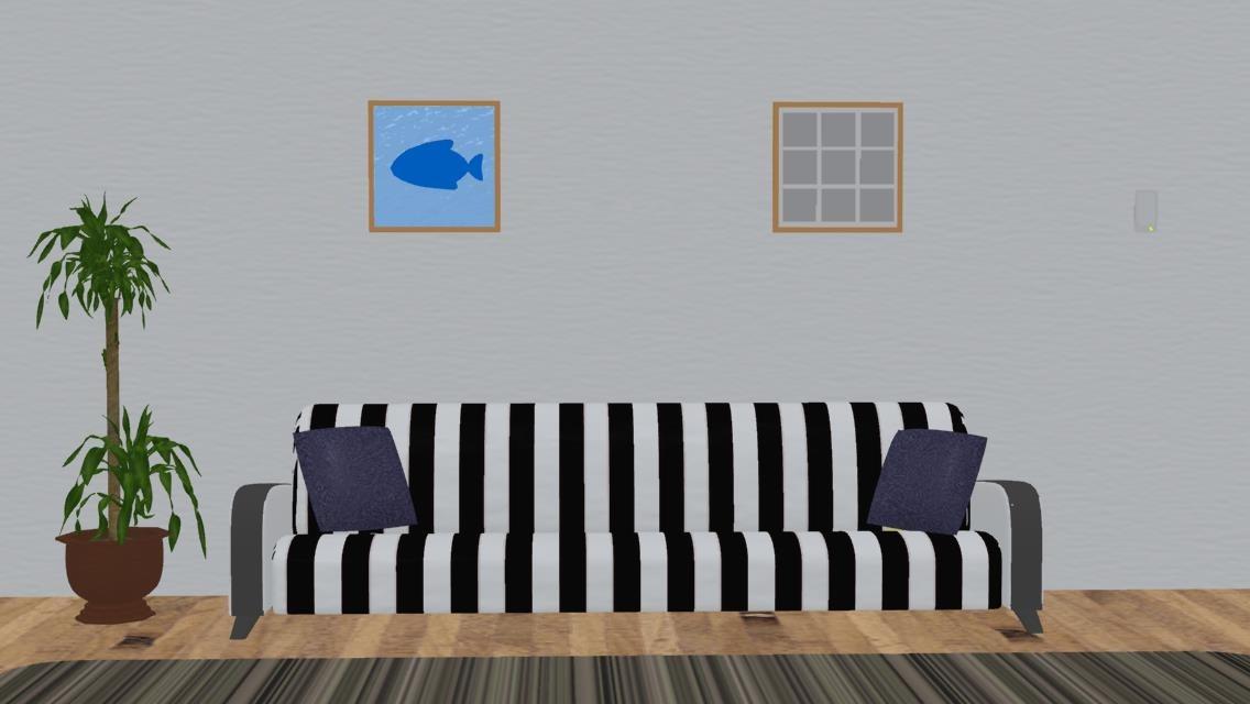 脱出ゲーム Fish roomのスクリーンショット_3