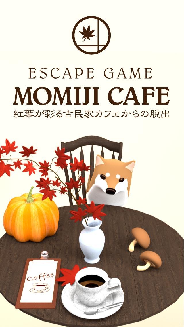 脱出ゲーム Momiji Cafeのスクリーンショット_1