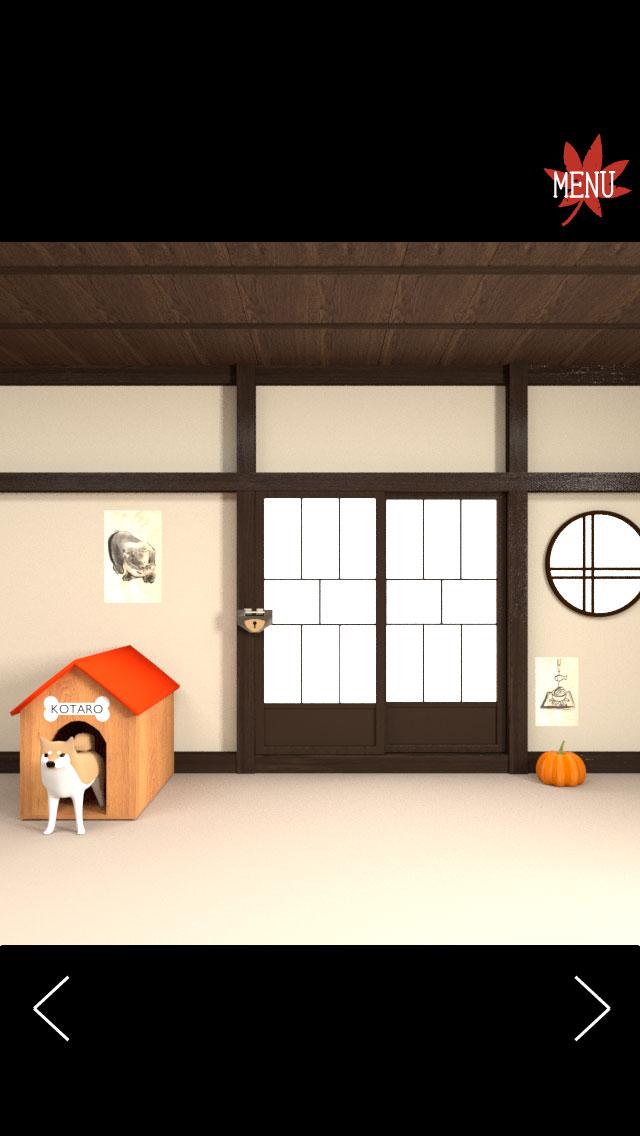 脱出ゲーム Momiji Cafeのスクリーンショット_4