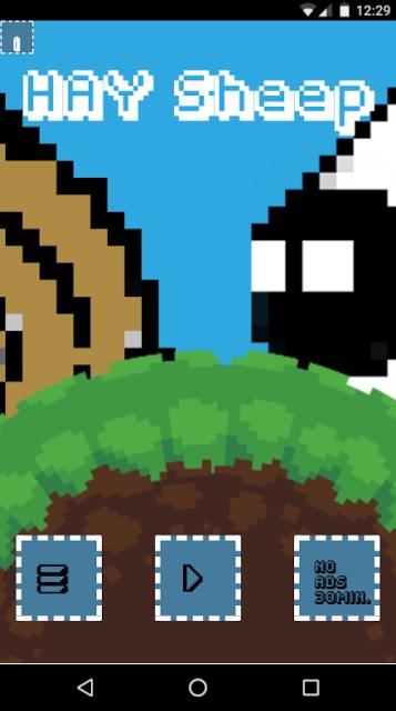 Hay Sheep!  干し草ロールとヒツジのスクリーンショット_4