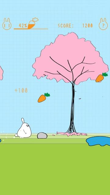 ドードルラビット : Doodle Rabbitのスクリーンショット_1