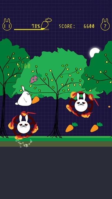 ドードルラビット : Doodle Rabbitのスクリーンショット_2