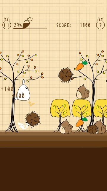 ドードルラビット : Doodle Rabbitのスクリーンショット_3