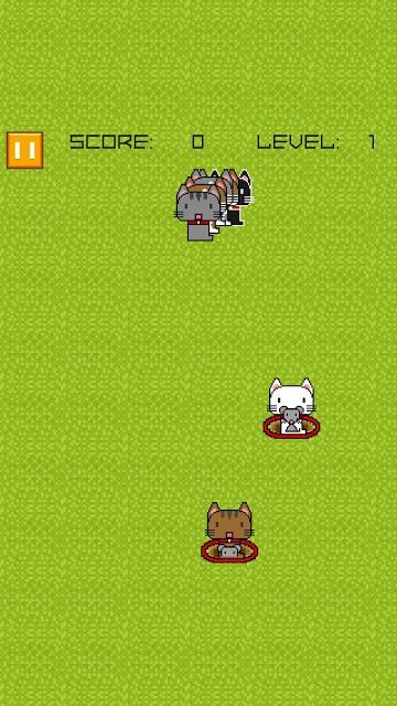 猫転送装置 - Cat Circles -のスクリーンショット_5