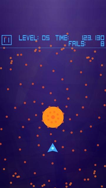 Avoid Dots 弾幕系ドットよけゲームのスクリーンショット_4