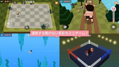 ポケットワールド:探検の島のスクリーンショット_5