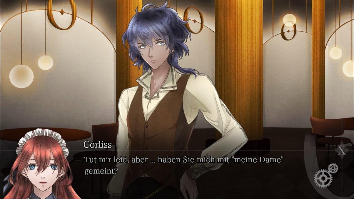 CAFE 0 ~The Sleeping Beast~ Deutsche Versionのスクリーンショット_2