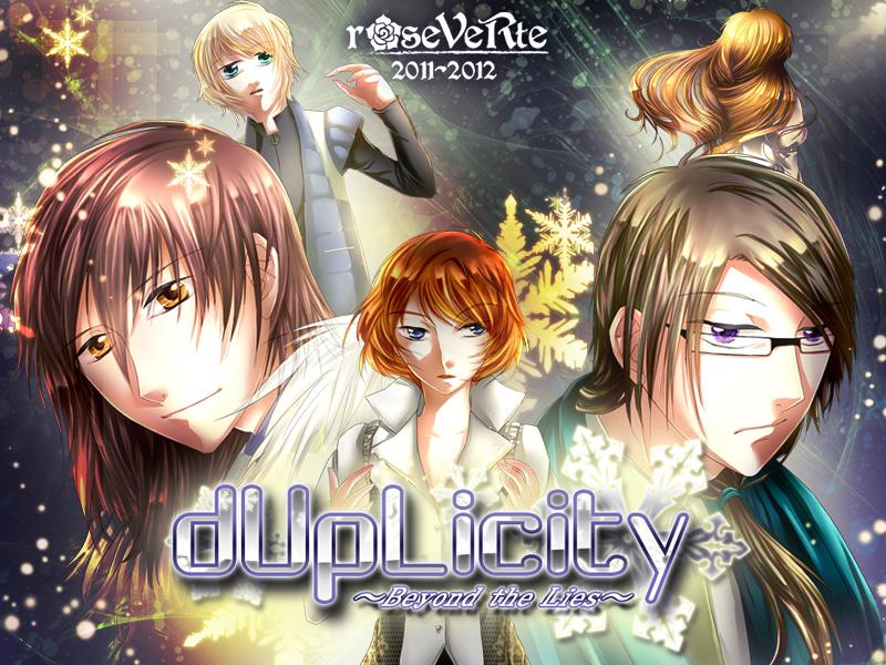 dUpLicity~Beyond the Lies~Demoのスクリーンショット_1