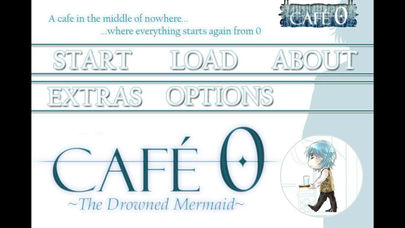 CAFE 0 ~The Drowned Mermaid~のスクリーンショット_2