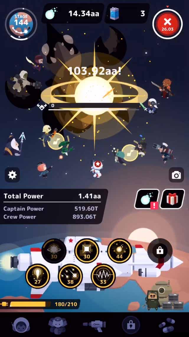 StarONE : Originsのスクリーンショット_4