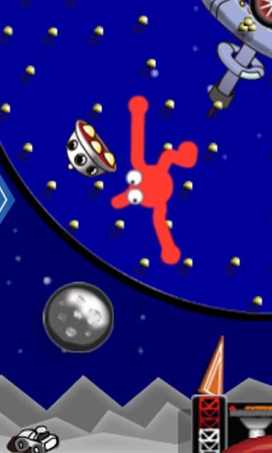 月面着陸ゲームのスクリーンショット_5