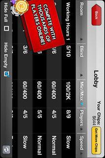 VIP Pokerのスクリーンショット_4