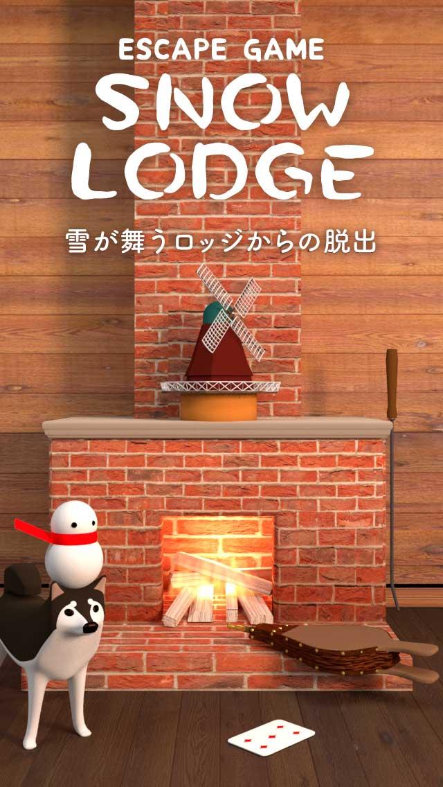 脱出ゲーム Snow Lodgeのスクリーンショット_1