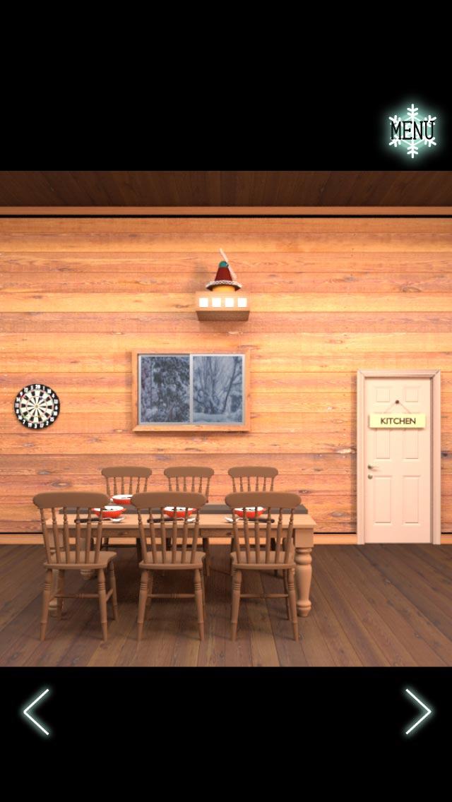 脱出ゲーム Snow Lodgeのスクリーンショット_2