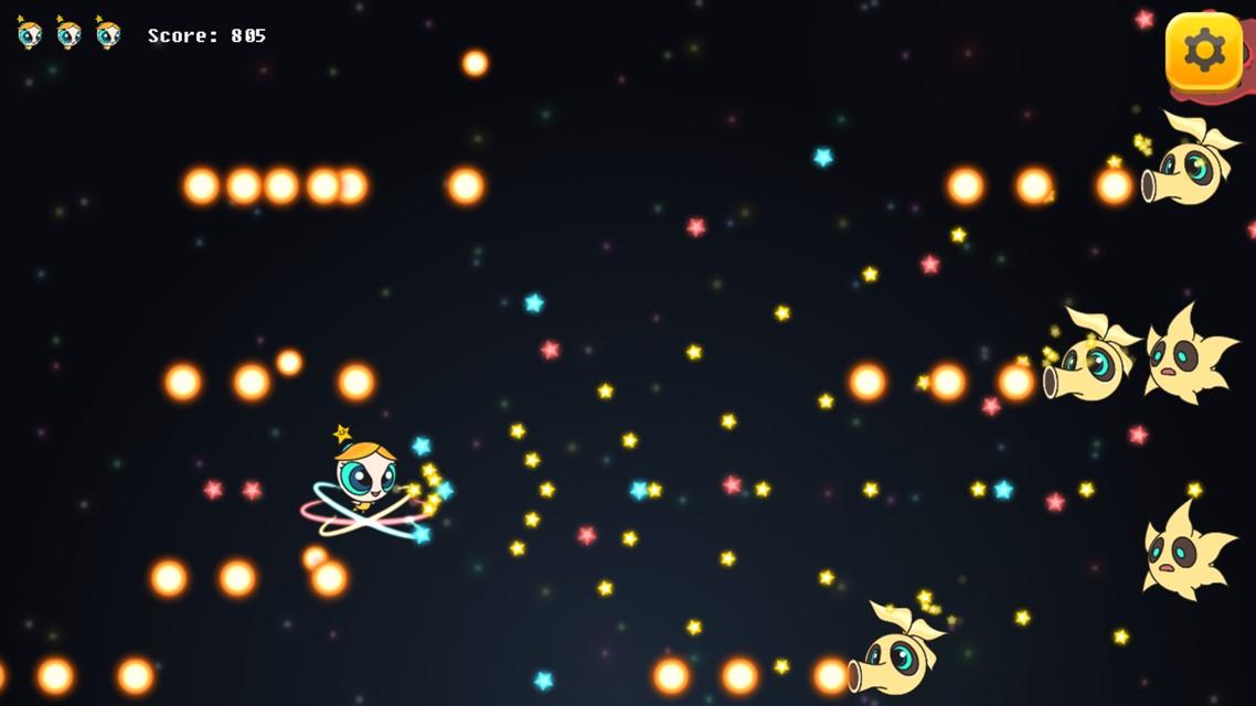 小惑星少女のスクリーンショット_3