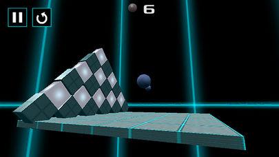 物理演算パズル   Bricks 3Dのスクリーンショット_1