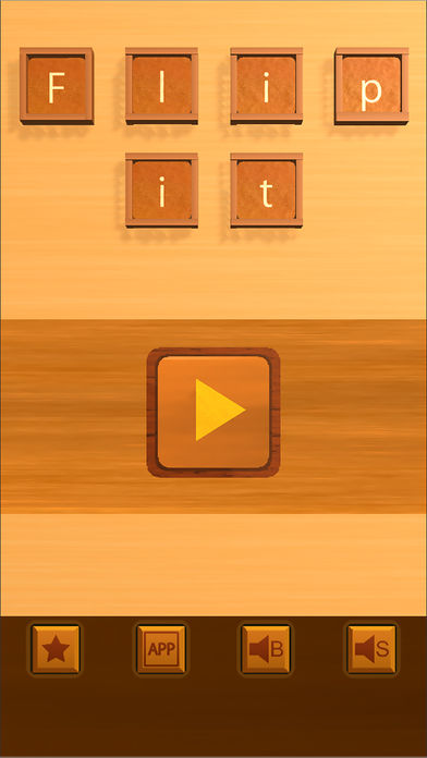 Flip It  -wood puzzle-のスクリーンショット_2