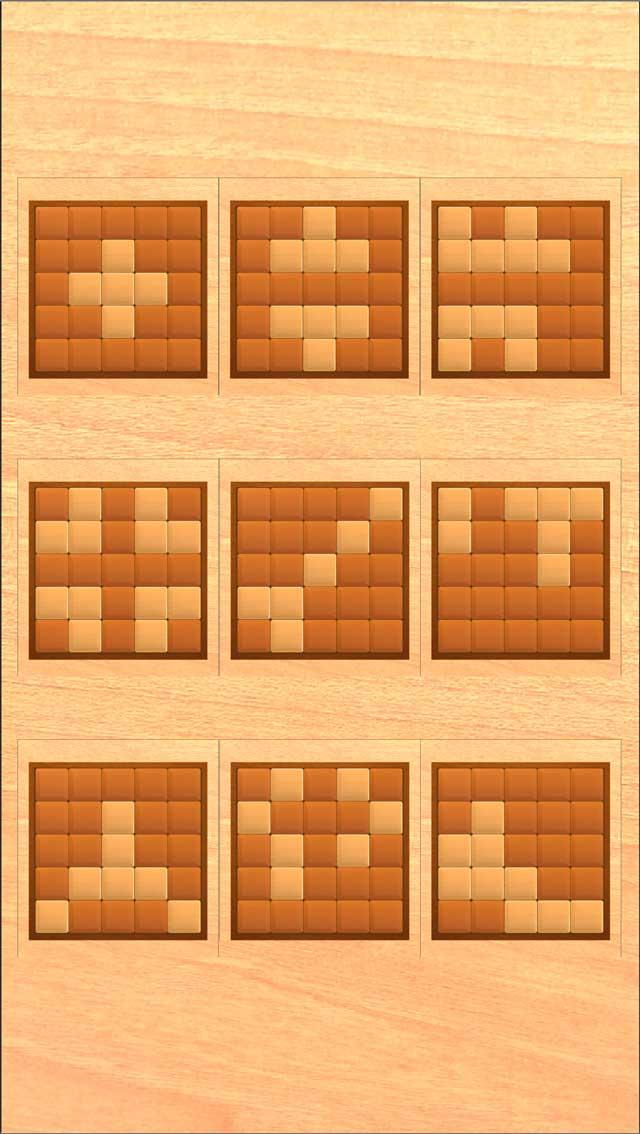 Flip It  -wood puzzle-のスクリーンショット_3