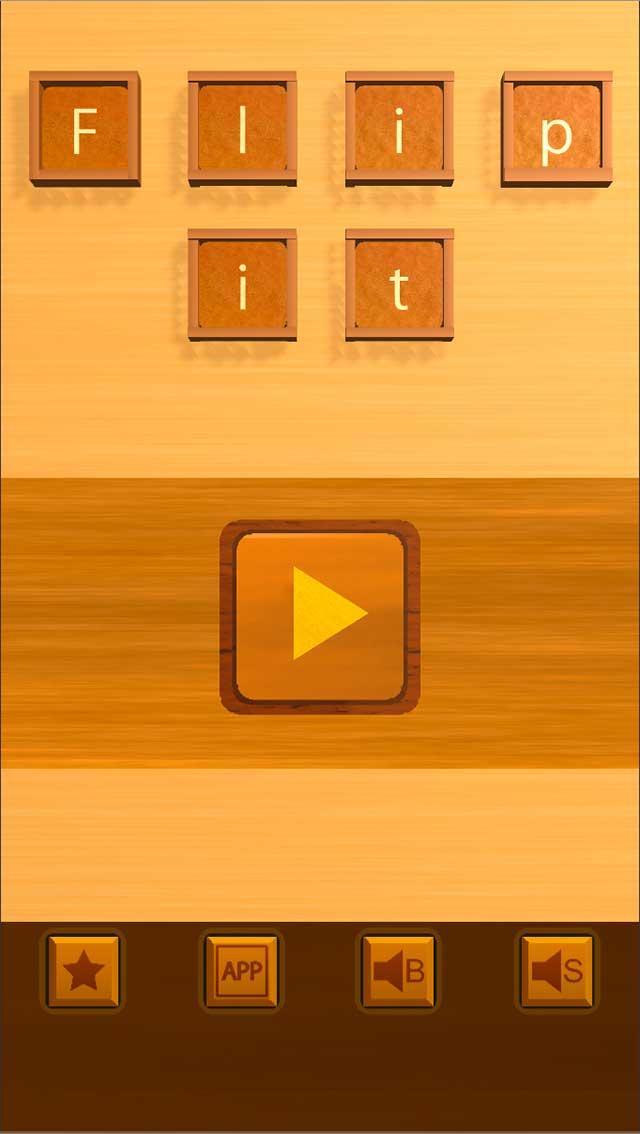 頭が良くなるゲーム Flip Itのスクリーンショット_1