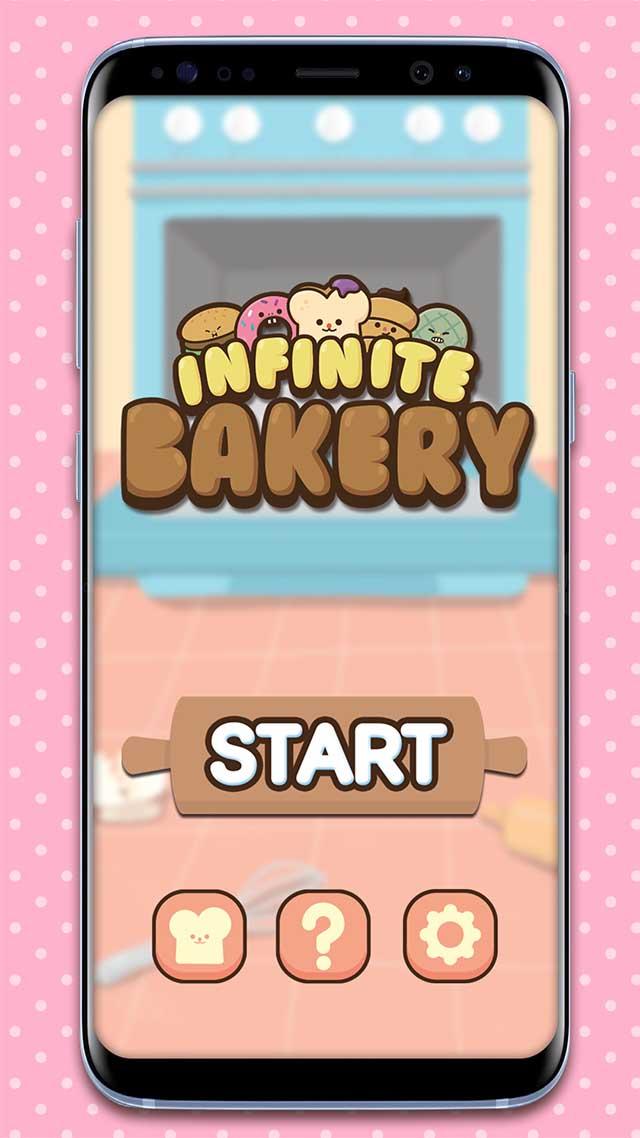 無限のパン屋のスクリーンショット_1