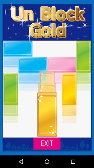 UnBlockGoldのスクリーンショット_1