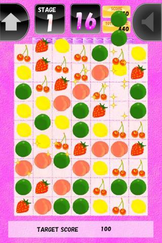 フルーツならべLiteのスクリーンショット_2