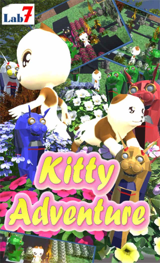 Kitty Adventureのスクリーンショット_1